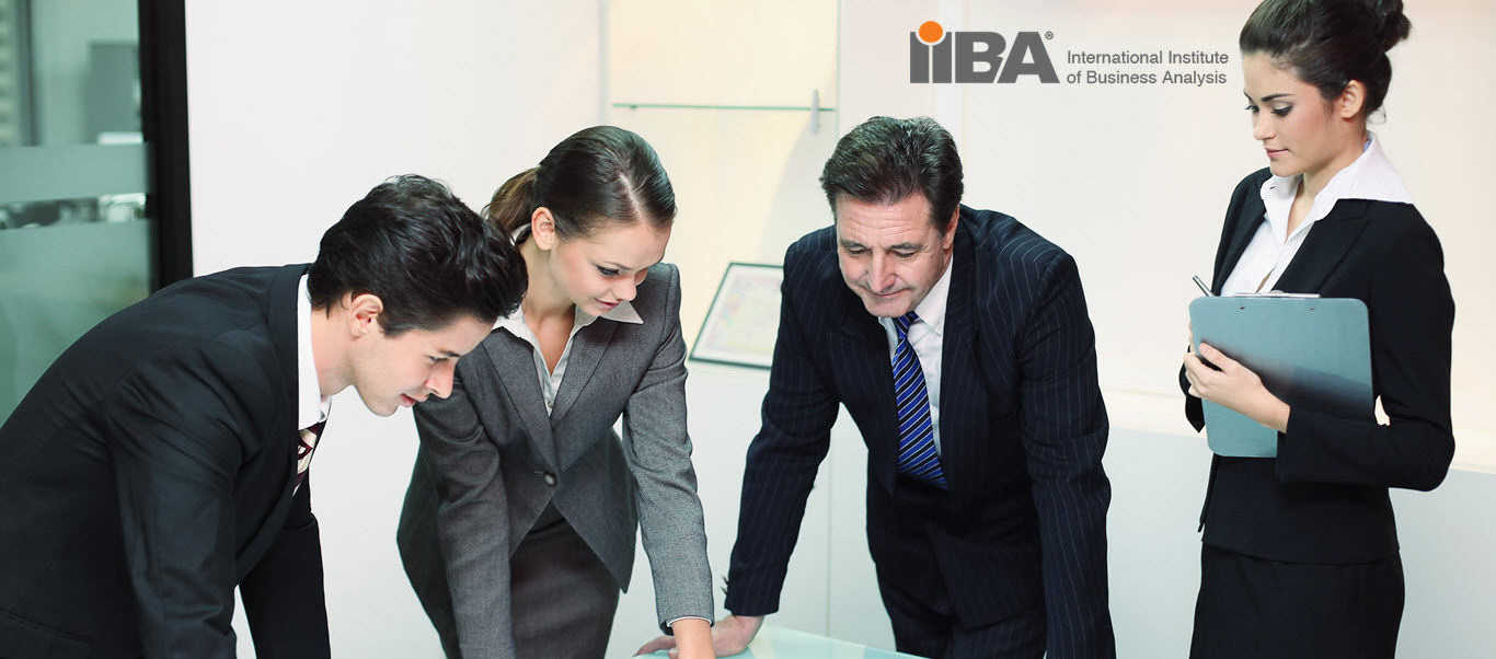 Business Analysis training accredited by IIBA